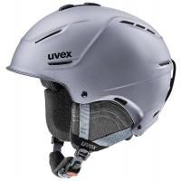 Uvex hlmt P1Us 2.0 Ski + Snowboard Helmet Strato Metallic Mat 2020