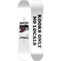 Capita Spring Break - Powder Twin Mens Snowboard 2021 159cm