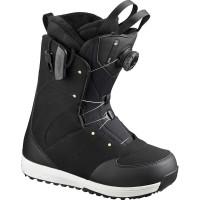 Salomon Ivy BOA SJ Womens Snowboard Boots Black 2020