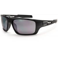 Bloc Phoenix Sunglasses Shiny Black - Smoke Lens X780