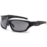 Bloc Beck Mens Sunglasses Matt Black - Polarized Cat.3 Lens