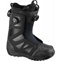 Salomon Launch BOA SJ Men's Snowboard Boots Black 2021