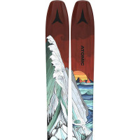 Atomic Bent Chetler 120 Skis 2021