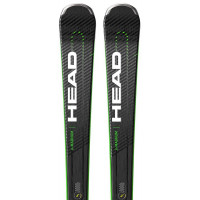 Head Supershape e-Magnum 2021 Skis + PRD12 GW Bindings