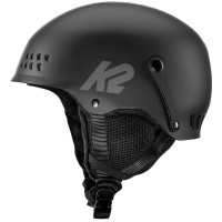 K2 Entity Junior Ski + Snowboard Helmet Black