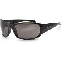 Bloc Storm Sunglasses Matt Black - Grey Lens