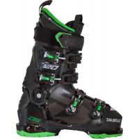 Dalbello DS AX 120 GW Mens Ski Boots 2021 Black/Green