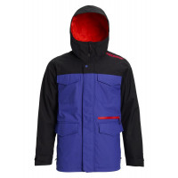 Burton Covert Mens Jacket Royal Blue / True Black 2020