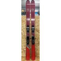 Volkl Kenja 88 2021 Ex-Demo Womens Skis + Marker Griffon 13 TCX D Bindings 163cm