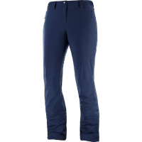 Salomon Icemania Womens Pants Night Sky 2020