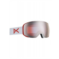 Anon M2 MFI Goggles Eyes - Sonar Silver + Spare Lens 2020