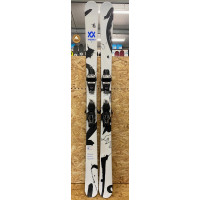 Volkl Revolt 95 2020 Ex-Demo Mens Skis + Marker Griffon 13 TCX D bindings 173cm