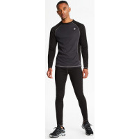 Dare 2b Mens Exchange Base Layer Set Black/Ebony
