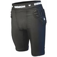 Demon SKIN Mens Impact Shorts Black