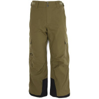 Planks Good Times Insulated Mens Pants Army Green