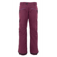 686 Women's Mistress Insulated Cargo Pant Plum
