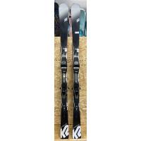 K2 Anthem 72Ti 2020 Womens Ex-Demo Skis + ER3 11 TCx QC Bindings 167cm