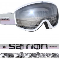 Salomon Ivy Womens Goggles White Flower