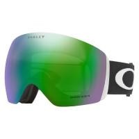 Oakley Flight Deck XL Goggles Matte Black-Prizm Snow Jade Lens