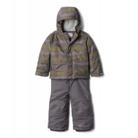 Columbia Toddler Buga Set City Grey Dot Scape Print