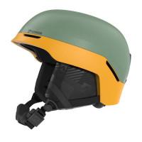 Marker Convoy+ Unisex Ski + Snowboard Helmet Green/Mustard