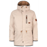 Planks The People's Parka Unisex Jacket Bone