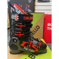 Dalbello DS Asolo Factory GW Ex-Demo Mens Skis Boots 2020 Black/Anthracite 27.5