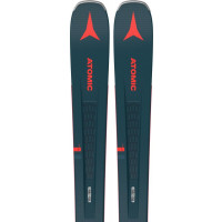 Atomic Vantage 79 Ti 2021 Skis + F12 GW Bindings