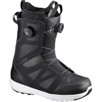 Salomon Launch BOA SJ Snowboard Boots Black 2020