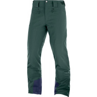 Salomon Icemania Mens Pants Green Gables 2020