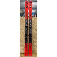 Volkl Racetiger RC Red 2021 Ex-Demo Skis + Vmotion 12 GW Bindings 175cm