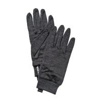 Hestra Merino Wool Unisex Active Liner Gloves Charcoal