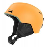 Marker Clark Unisex Ski + Snowboard Helmet Orange