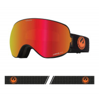Dragon X2s Goggles Gigi Ruf Signature - Lumalens Red Ion + Lumalens Light Rose 2021