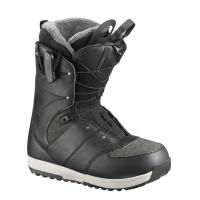 Salomon Ivy 2019 Womens Snowboard Boots Black