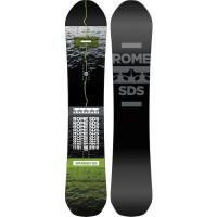 Rome Warden Wide Mens Snowboard 2021 160cm W