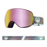 Dragon X2s Goggles Shred Together - Lumalens Pink Ion + Lumalens Dark Smoke 2021