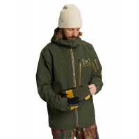 Burton AK GORE-TEX Cyclic Mens Jacket Forest Night