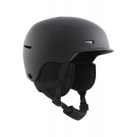 Anon Highwire Ski + Snowboard Helmet Black 2021