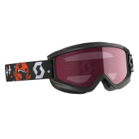Scott Jr Agent Junior Goggles Black - Enhancer Lens