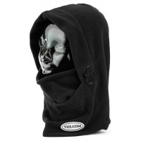Volcom Travelin Hood Thingy Black