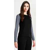 Dare 2b Exchange Womens Baselayer Set Black/Ebony