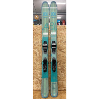Volkl Blaze 106 W 2021 Ex-Demo Womens Skis + Marker Griffon 13 TCX D Bindings 165cm