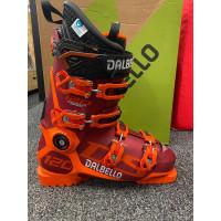 Dalbello DS 120 Ex-Demo Mens Ski Boots 2019 Red/Orange 28.5