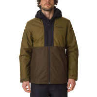 Columbia Timberturner Mens Jacket Olive Brown, Olive
