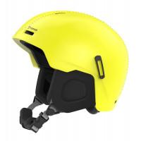 Marker Bino Junior Ski + Snowboard Helmet Yellow