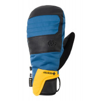686 Men's GORE-TEX Vapor Mitts Blue Storm Colorblock