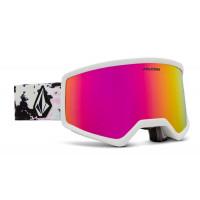 Volcom Stoney Goggles Snowcone - Pink Chrome Lens