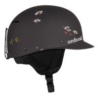 Sandbox Classic 2.0 Women's Ski + Snowboard Helmet Night Garden Matte