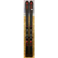 Atomic Redster X9i WB AFI Ex-Demo Skis + X12 GW Bindings 2021 168cm
